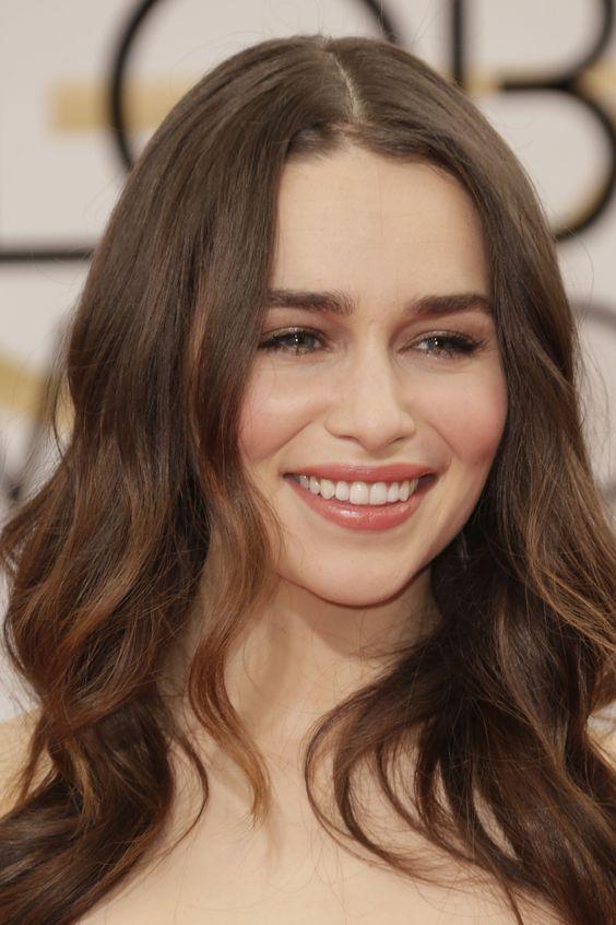 January 12: 71st Annual Golden Globe Awards - 0112 71GG 11 - Adoring Emilia Clarke - The Photo Gallery