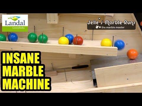 How To Make Marble Run Machine From Cardboard Marble Run Marble Race Part 3 Youtube