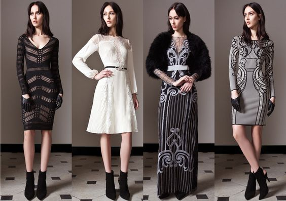 Temperley London Pre-Fall 2014 Collection