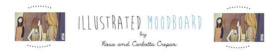 Illustrated Moodboard