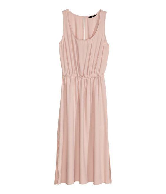 Pin for Later: Que porter le jour de votre remise de diplôme ? Robe H&M H&M Sleeveless Dress ($25)