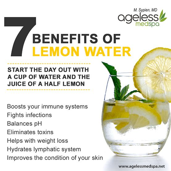 LEMON WATER replenishes the body for a perfect kick start to your day. It's considered to be the drink of youth and beauty by keeping your skin firm and radiant.