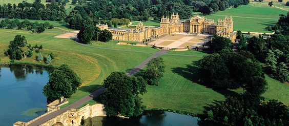 Blenheim Palace - Britain's greatest palace, birthplace of Sir Winston Churchill and a World Heritage Site
