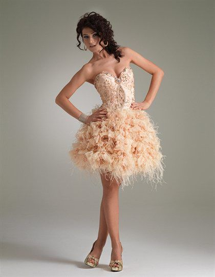 Wish I had somewhere to wear this!