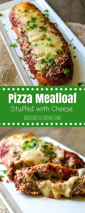 Mom S Pizza Loaf My Mom S Take On Meatloaf A Mixture Of Ground Beef Italian Sausage A Ground Italian Sausage Recipes Pizza Meatloaf Italian Sausage Recipes
