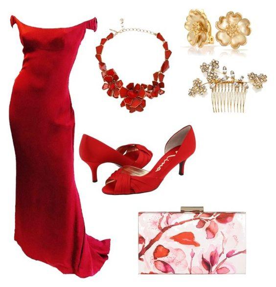 """Mulan prom"" by heatherdavis4435 on Polyvore"