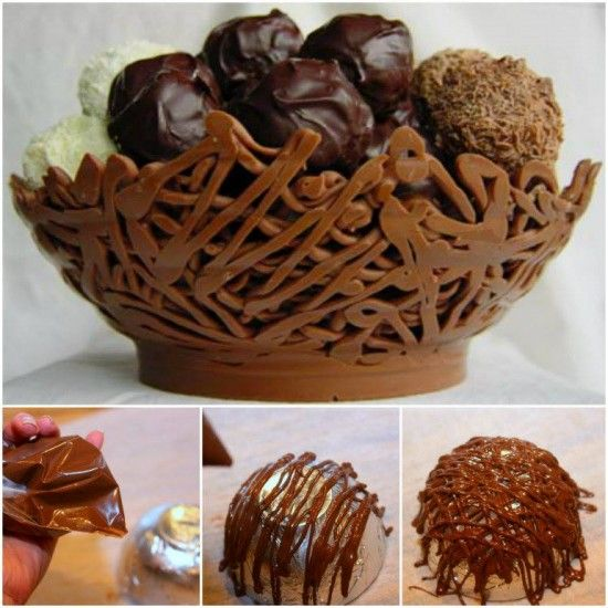 Chocolate Bowls | The WHOot