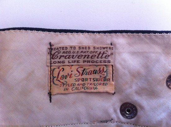 Vintage Fashion Guild Label Resource Levi Strauss Co Levi Strauss Levi Strauss Co Levi