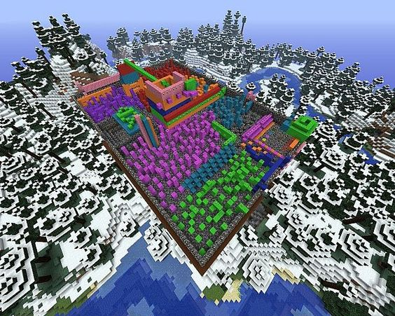 how to put maps on minecraft