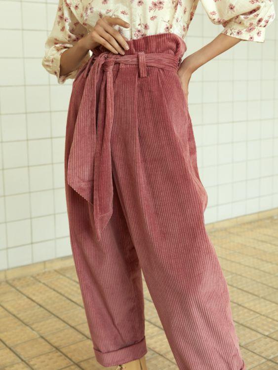 Kostenlose Anleitung Weite Cordhose Initiative Handarbeit Cordhose Kleidung Selbermachen Weite Hosen Damen