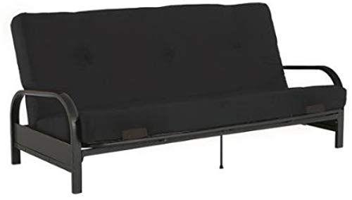 Mainstay Metal Arm Futon 6 Mattress
