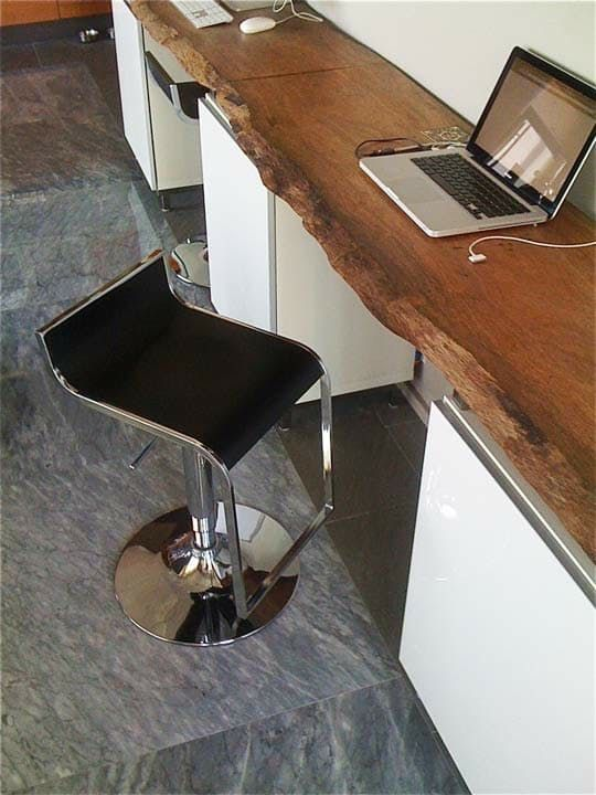 Turn A BESTA Cabinet Into The Besta Desk Ever