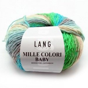 lang yarns mille colori baby 51 - Laine Lang Mille Colori Baby
