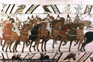 Tapisserie de Bayeux tapestry