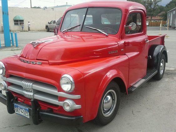 1948 1949 1950 1951 1952 1953 Dodge Pickup Truck