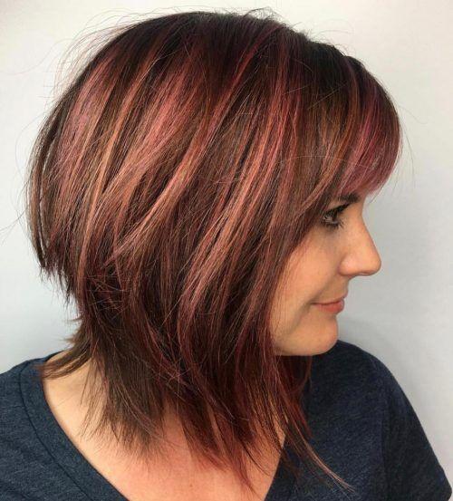 29+ Thin hair shoulder length hairstyles ideas in 2021