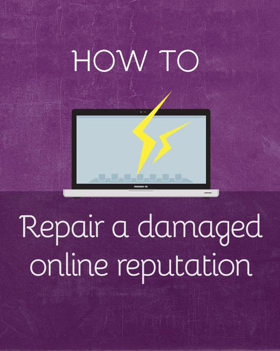 Learn how to bury bad online news and reviews and repair a damaged online reputation.
