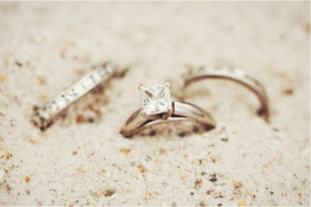 i want to do this with our rings in the bahamas...wish i would of thought of this when were were on our honeymoon...