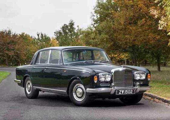 1968 Bentley T1 Saloon