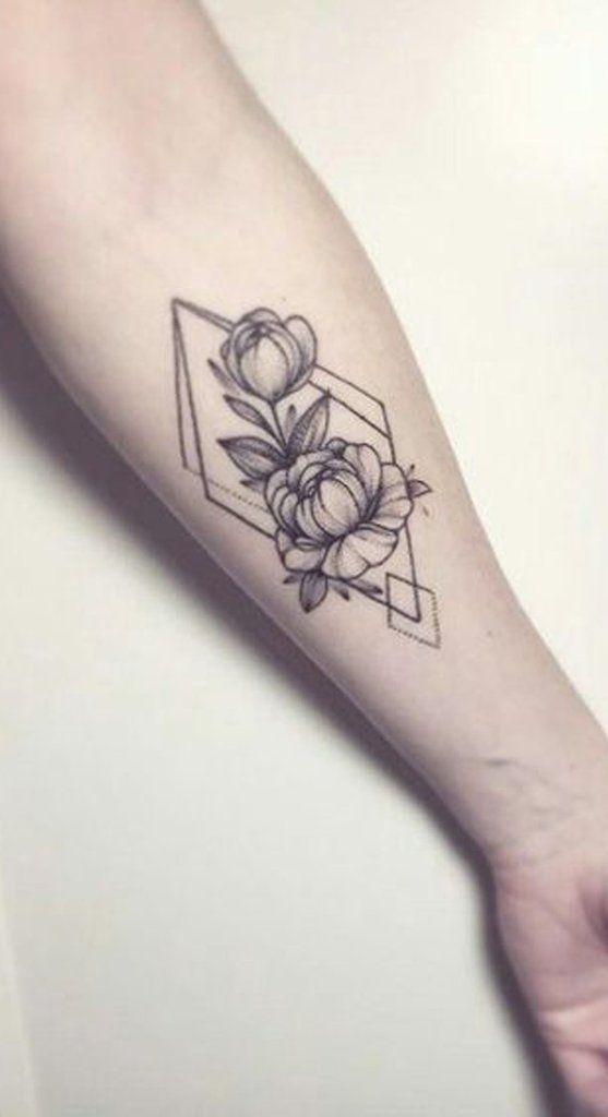 30 Delicate Flower Tattoo Ideas Tatuajes Tatuajes Brazo Rosas
