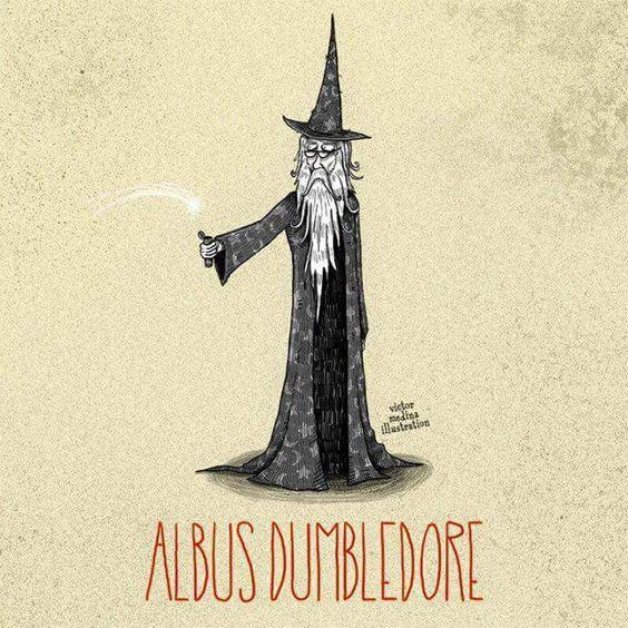 ¿Y si Tim Burton hubiese dirigido Harry Potter? - Taringa!