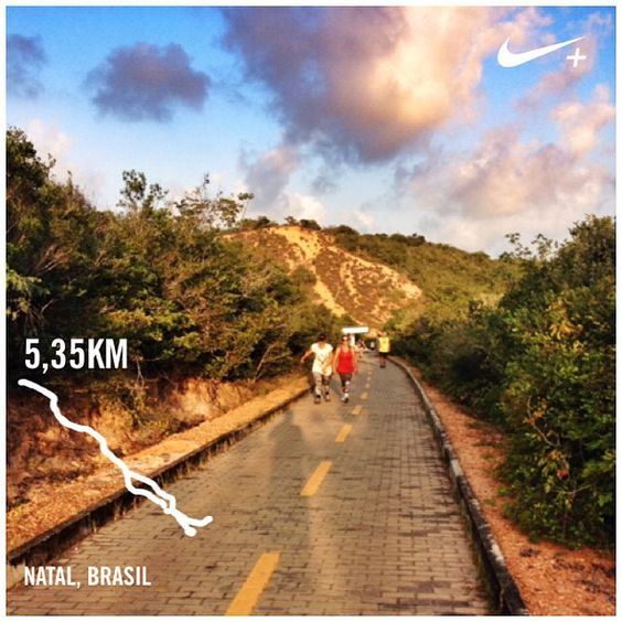 robsonsaldahna: Recomeçar não é nada fácil…... | Nike Plus Running