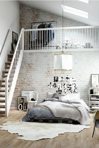 Incredible Scandinavian design bedrooms | Decor and Style | More inspirations at www.decorandstyle.co.uk