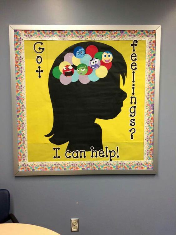 Craft Ideas For Classroom Decoration ~ Inside out bulletin boards and school on