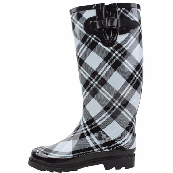 Star Bay Mid-Calf Rain Boots