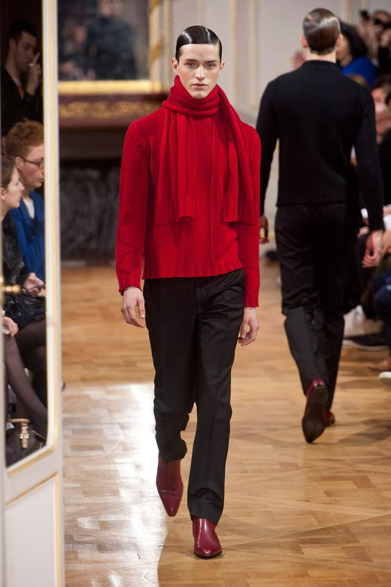 Icosphere | FW 2014 | Mode Masculine
