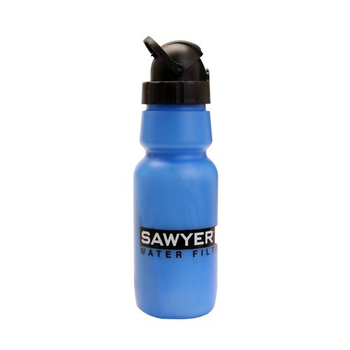 Sawyer Products Water Filtration Bottle 1 Liter