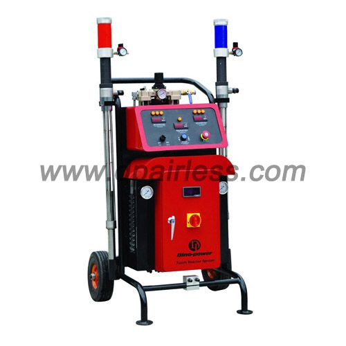 Polyurethane Foam Reacting Machine Polyurea Sprayer Polyurethane Spray Foam Polyurethane Foam Foam Insulation
