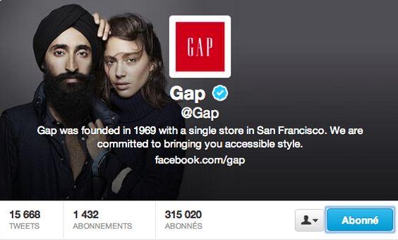 Gap nous donne une belle leçon de tolérance !