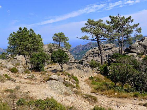 Korzika Bavella hegység, Trou de la bombe, Piscia de Gallo (106 fotó)