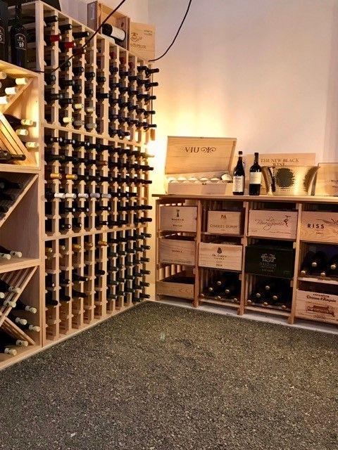 Rangement Individuel Pour Bouteilles De Vin Casier Range Bouteilles De Vin Casier A Bouteille Amenagement Cave Casier Range Bouteille