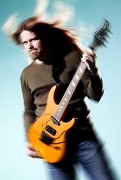 Mattias IA Eklundh. Guitars + noise harmonics. Sweden.