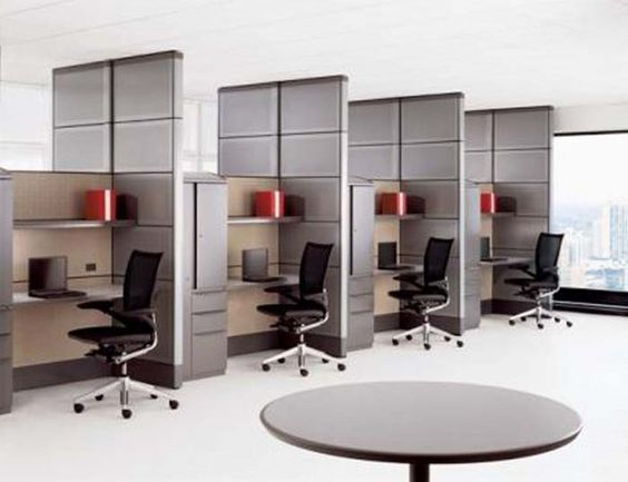 Enjoyable Small Office Design Ideas For Your Inspiration Office Workspace Largest Home Design Picture Inspirations Pitcheantrous