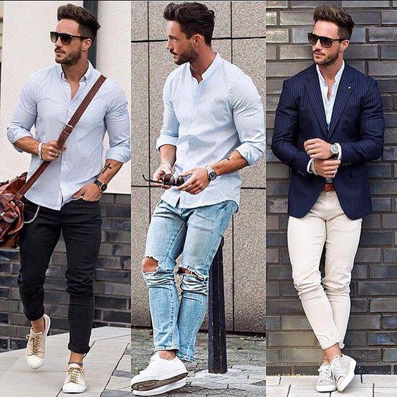 Mens Denim Fashion Blog
