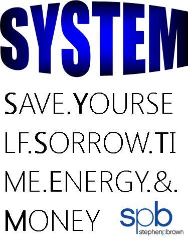 S.Y.S.T.E.M.: