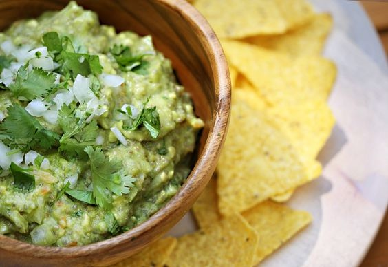 How to Make a Lighter Guacamole (with Superfoods!)