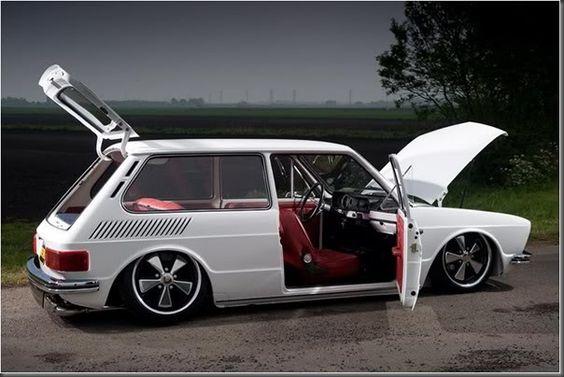 """VW Brasilia """"Kerb Snake"""""""