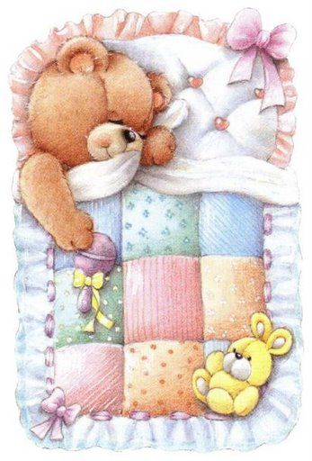 Baby teddy: