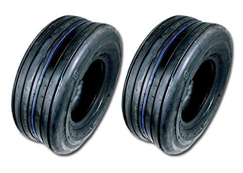 2 11x4 005 Rib Tires 4 Ply Lawn Mower Garden Tractor 114 005 Find Out More About The Great Product At The Image Link Garden Tractor Tractors Tire Garden