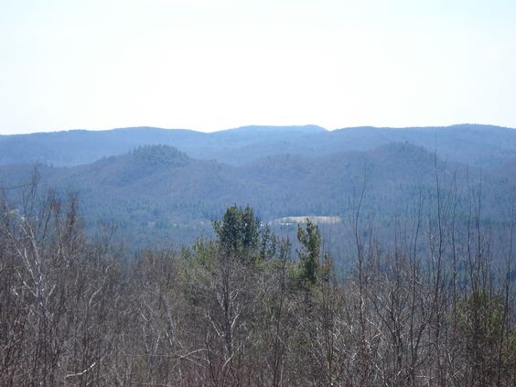 Flagg Mtn MA 4/16/16.  View from upper lookout