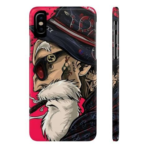 Dragon Ball Z Muten Roshi iphone case