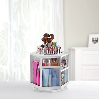 Popular Makeup Organizer Hair Styling Accessories Storage Beauty Product Bin