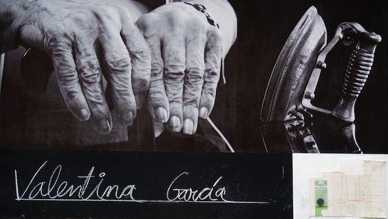 """La invisibilidad de las modistas en """"Siguiendo el Hilo"""" Valentina Gracía. Fitografía perteneciente a la exposición."""