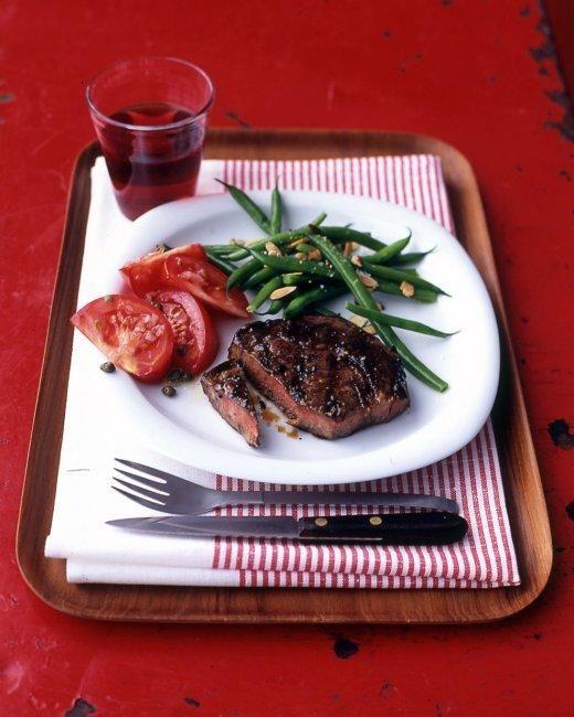 Rib Eye with Garlic-Thyme Marinade | Recipe | Ribs, Eyes and Recipe