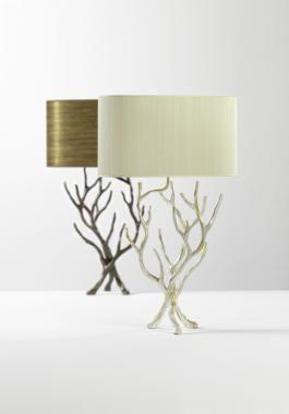 delisle bronzier d 39 art structure par jean delisle lampe poser contemporaine en bronze. Black Bedroom Furniture Sets. Home Design Ideas