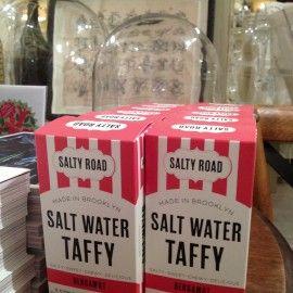 Bergamot Salt Water Taffy | watsonkennedy.com